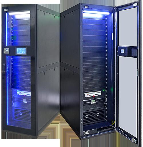 Dutch Power Industries iSmart Series Mico-Integrated Data Center